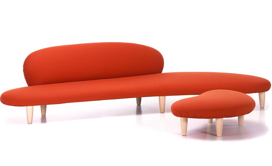 Mẫu 1 - Sofa nghệ thuật hiện đại