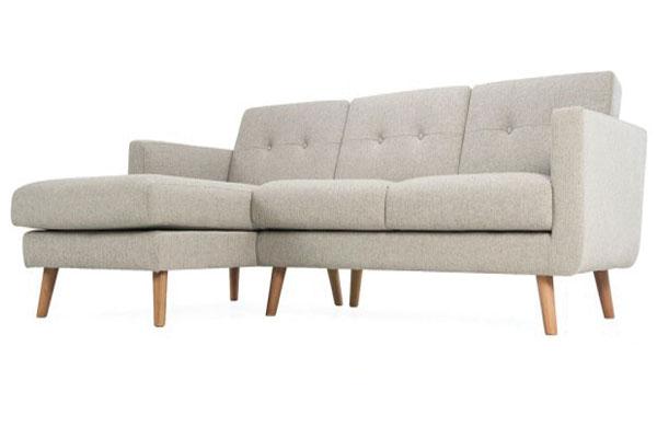Sofa SF999 Sử dụng nỉ cao cấp nhập khẩu