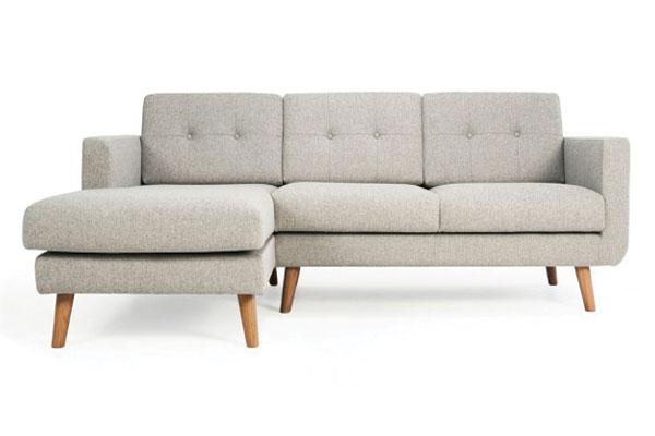 Sofa nỉ phòng khách Badova SF999