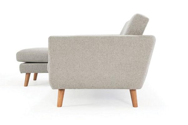 Phần hông ghế sofa nỉ SF999