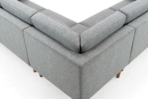 Phần tự lưng của sofa D100