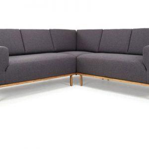 Sofa nỉ phòng khách Badova D100