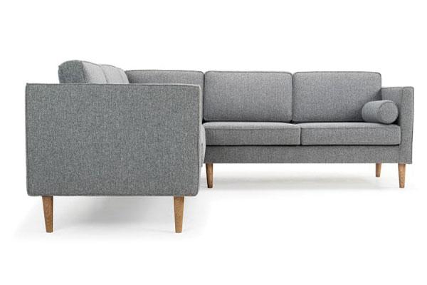Ghế có thể xoay các góc thành sofa chữ L