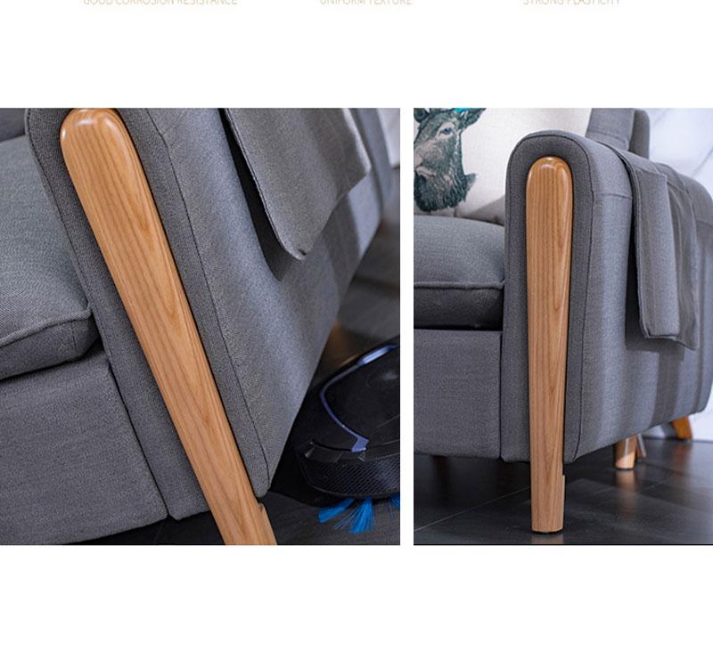 phần chân gỗ sofa