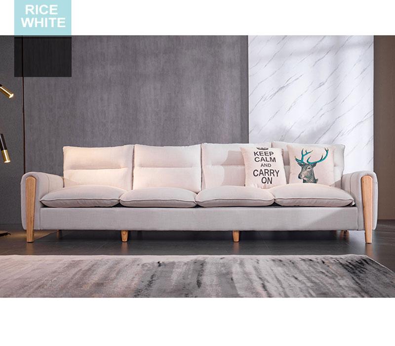 Ghế băng sofa dài có thể ngồi 4 người lớn