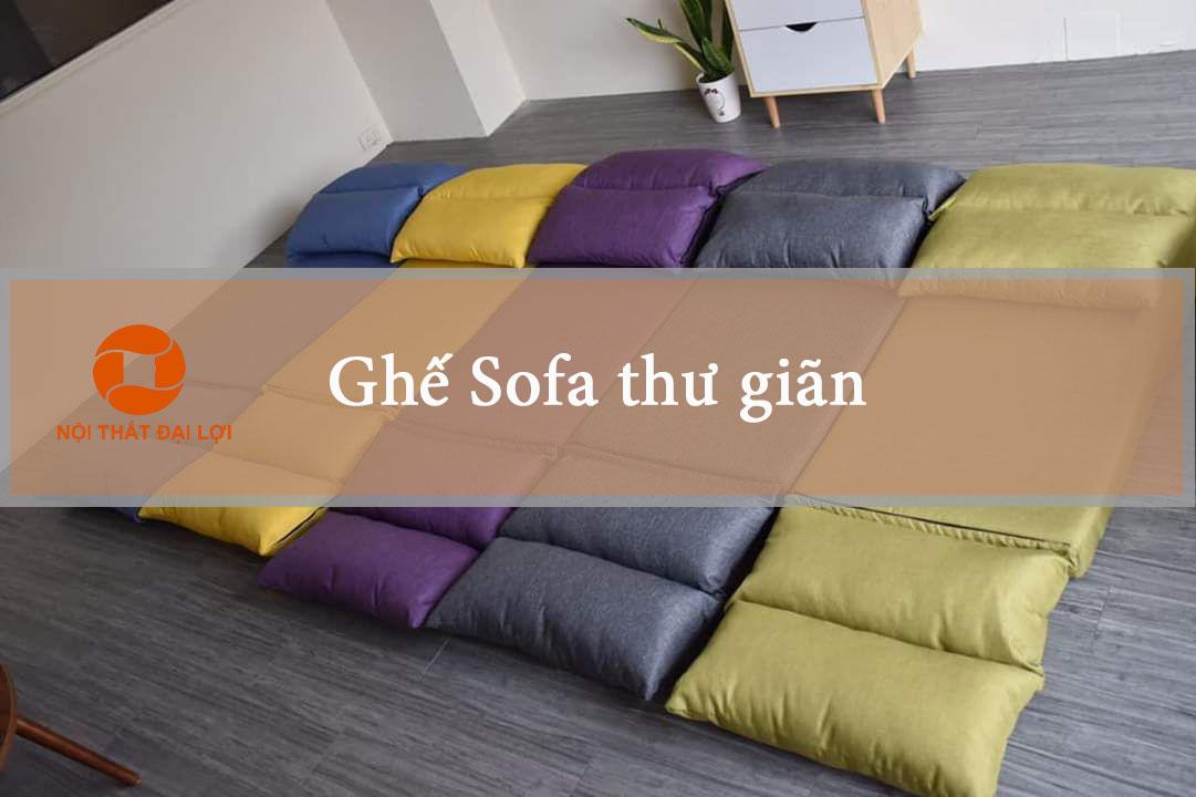 5 mẫu sofa thư giãn bán chạy nhất