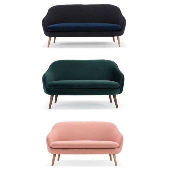 Mẫu 1 - Đây là mẫu thiết kế sofa đôi cho văn phòng của Badova với phong cách hiện đại, sang trọng với nhiều màu sắc khác nhau, chất liệu sử dụng là nỉ