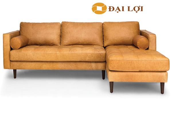 Những lưu ý khi sử dụng ghế sofa da thật ( da bò )