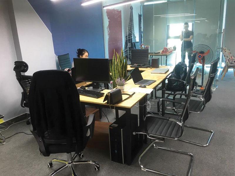 Thi công nội thất văn phòng 30m2