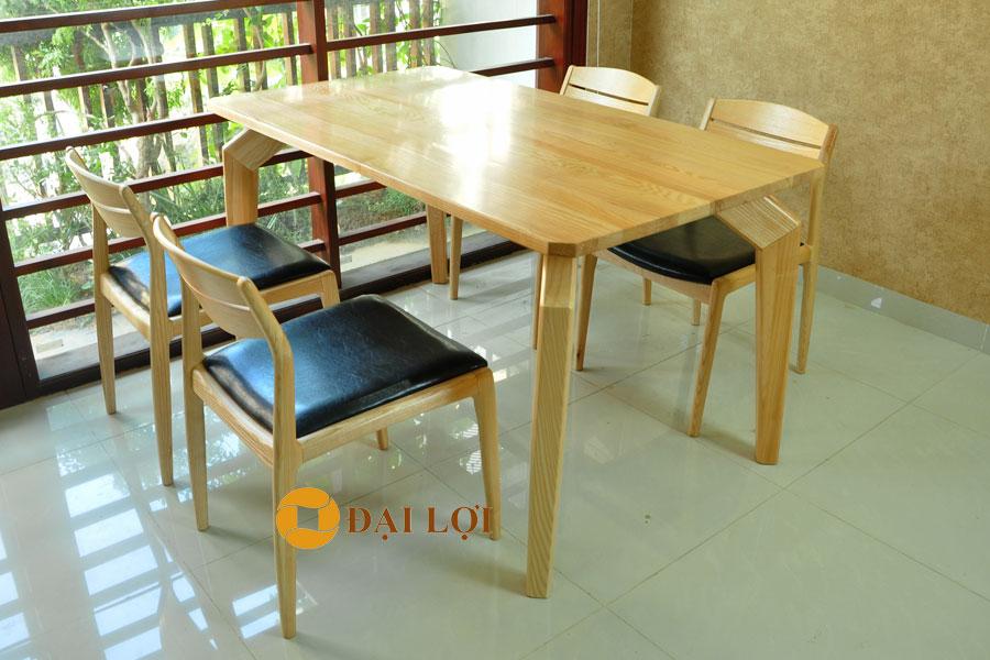 Bộ bàn ghế ăn hiện đại DRAGON 102