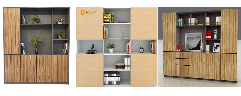 Tủ tài liệu gỗ Xuân Hòa
