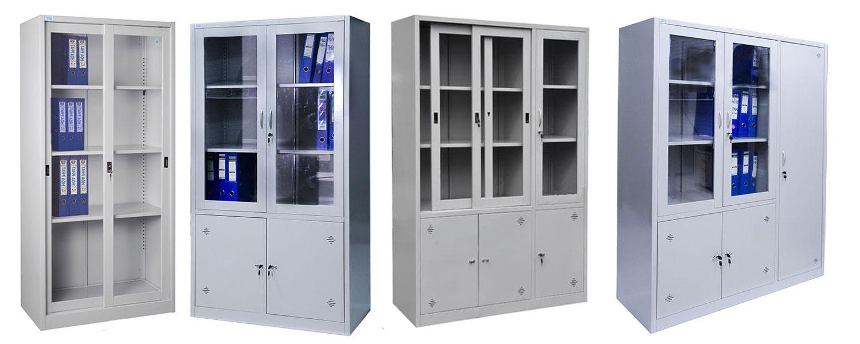 Các mẫu tủ phổ biến bán chạy của tủ tài liệu sắt Hòa Phát