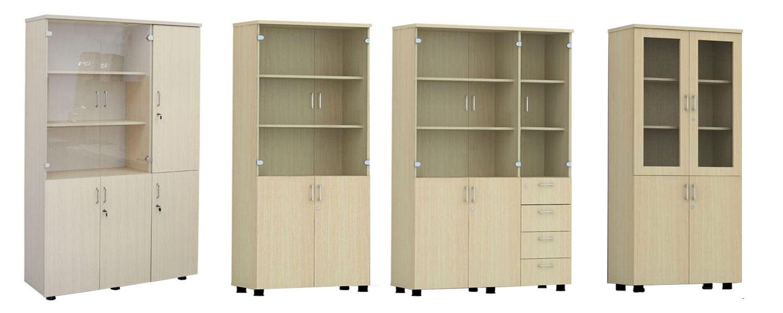 Các mẫu tủ trong dòng thiết kế tủ Athena của Hòa phát