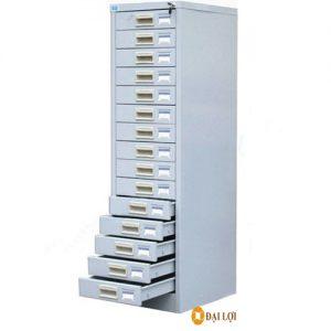 Tủ tài liệu sắt 15 ngăn kéo TU15N